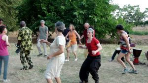 dansa warbá